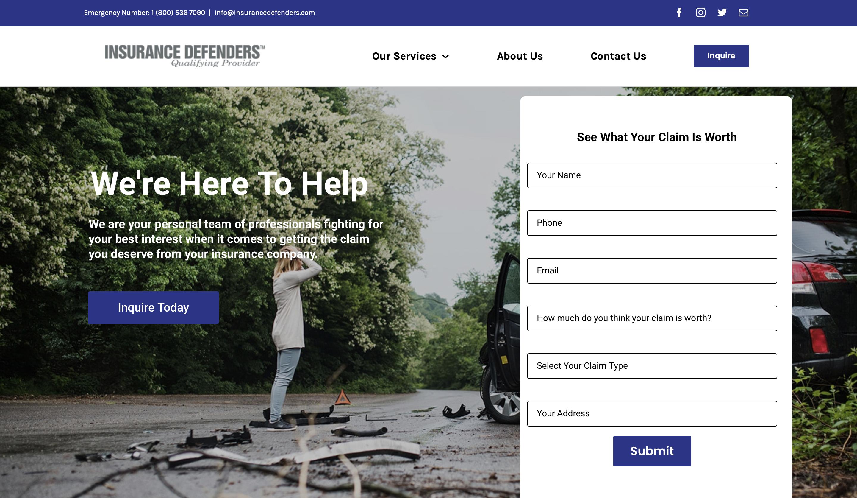 Insurance Defenders