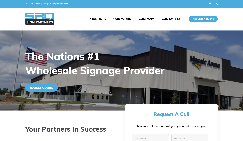 SRQ Sign Partners